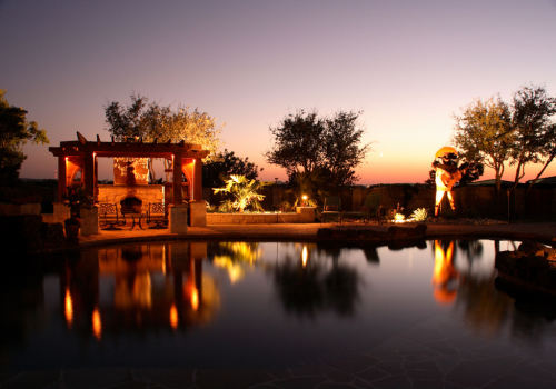 Custom-Landscape-Outdoor-Lighting-Pool-Pergola-Abilene-Texas